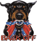 Rebel_Back_off_Dog